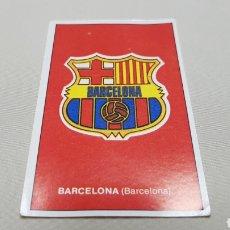 Coleccionismo deportivo: BARCELONA N° 199, CROMO STICKER GIGANTES DEL BASKET CONVERSE 87/88, NUNCA PEGADO. Lote 132600714
