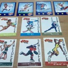Coleccionismo deportivo: LOTE DE CROMOS PITCH DE PASQUIER, DEPORTES. Lote 133988582