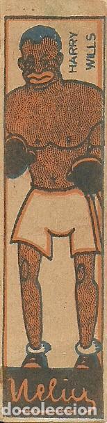 Coleccionismo deportivo: (PA-181000)LOTE DE 8 CROMOS DE BOXEO AÑOS 20 - CHOCOLATES NELIA - Foto 2 - 135255322