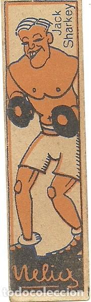 Coleccionismo deportivo: (PA-181000)LOTE DE 8 CROMOS DE BOXEO AÑOS 20 - CHOCOLATES NELIA - Foto 4 - 135255322