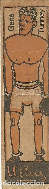 Coleccionismo deportivo: (PA-181000)LOTE DE 8 CROMOS DE BOXEO AÑOS 20 - CHOCOLATES NELIA - Foto 5 - 135255322