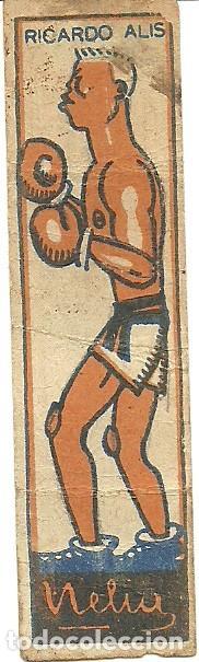 Coleccionismo deportivo: (PA-181000)LOTE DE 8 CROMOS DE BOXEO AÑOS 20 - CHOCOLATES NELIA - Foto 6 - 135255322