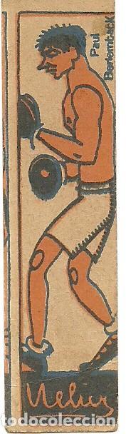 Coleccionismo deportivo: (PA-181000)LOTE DE 8 CROMOS DE BOXEO AÑOS 20 - CHOCOLATES NELIA - Foto 8 - 135255322