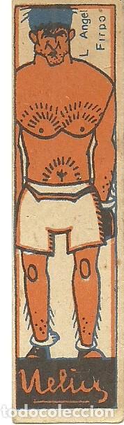 Coleccionismo deportivo: (PA-181000)LOTE DE 8 CROMOS DE BOXEO AÑOS 20 - CHOCOLATES NELIA - Foto 9 - 135255322