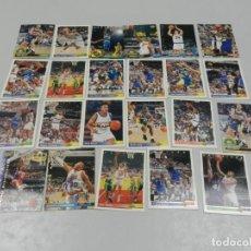 Coleccionismo deportivo: COLECCIÓN LOTE DE CROMOS DE BALONCESTO NBA- 23 UND.. Lote 135294890