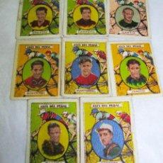Coleccionismo deportivo: CROMOS DE ASES DEL PEDAL, 1. Lote 135449166