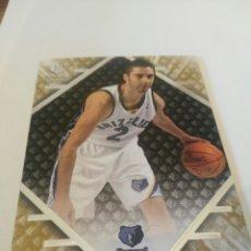 Coleccionismo deportivo - Juan Carlos Navarro 2007-08 NBA SP Rookie Edition Upper Deck - 160422650