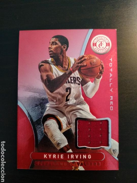 purchase cheap 83f63 d283f 12-13 KYRIE IRVING RED JERSEY #30 CLEVELAND CAVALIERS TOTALLY