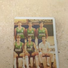 Coleccionismo deportivo: CROMO TRIDEPORTE 85 - N°294 - RON NEGRITA JOUVENTUT. Lote 139186861