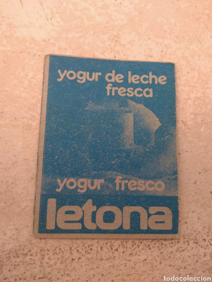 Coleccionismo deportivo: Cromo Yogur Letona N°1 - Baloncesto - Barcelona - Foto 2 - 139564410
