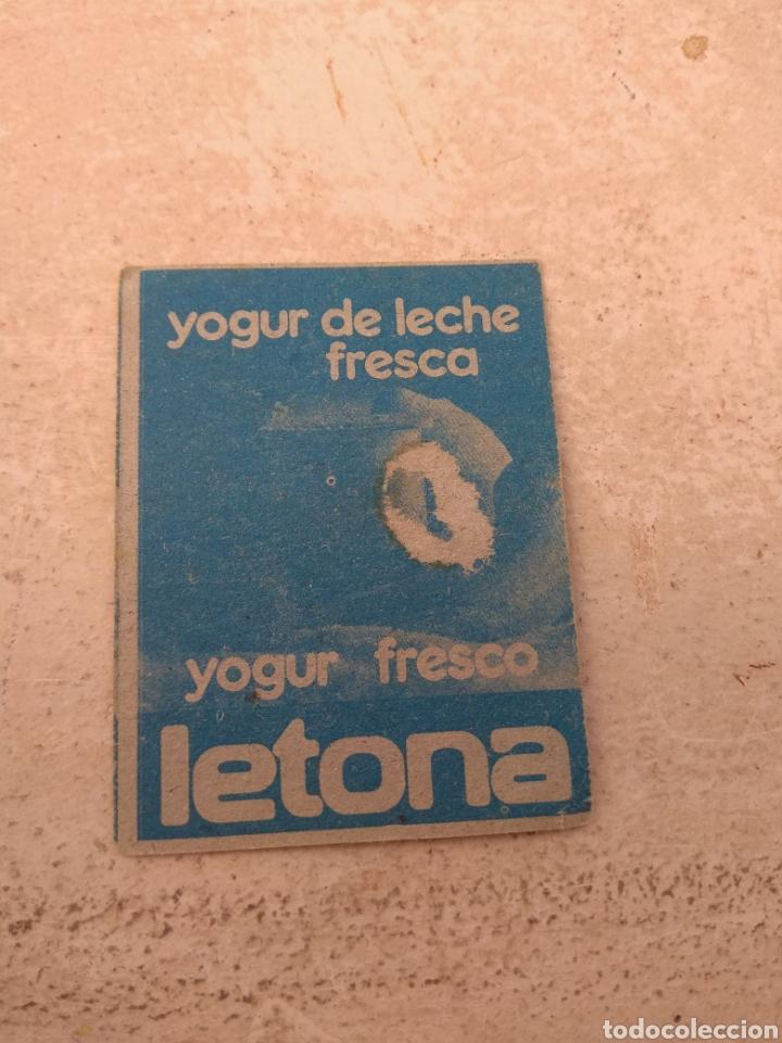 Coleccionismo deportivo: Cromo Yogur Letona N°3 - Baloncesto - Solozabal - F.C Barcelona - Foto 2 - 139564670