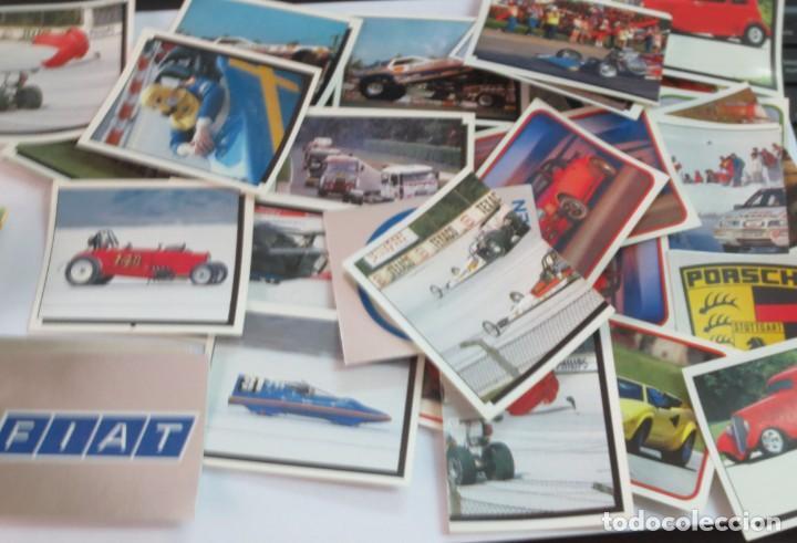 Coleccionismo deportivo: LOTE DE 216 CROMOS MOTOR ADVENTURES COCHES MOTOS EDIT PANINI - Foto 6 - 141471494