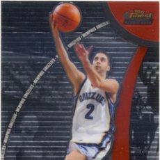 Coleccionismo deportivo: ROOKIE CARD NBA JUAN CARLOS NAVARRO. Lote 142229090