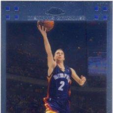 Coleccionismo deportivo: ROOKIE CARD NBA JUAN CARLOS NAVARRO. Lote 142229206