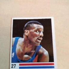 Coleccionismo deportivo: PANINI NBA 89. 27 MIKE MCGEE. Lote 143772766