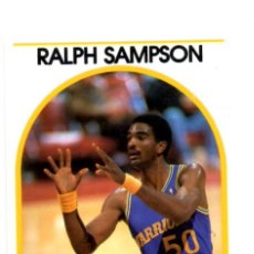 Coleccionismo deportivo: NBA HOOPS 89-90 RALPH SAMPSON 39. Lote 143946222