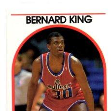 Coleccionismo deportivo: NBA HOOPS 89-90 BERNARD KING 240. Lote 144120806