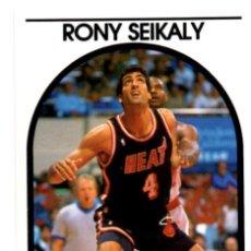 Coleccionismo deportivo: NBA HOOPS 89-90 RONY SEIKALY 243. Lote 144120930
