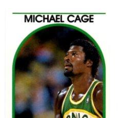 Coleccionismo deportivo: NBA HOOPS 89-90 MICHAEL CAGE 245. Lote 144121018