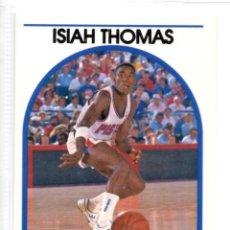 Coleccionismo deportivo: NBA HOOPS 89-90 ISIAH THOMAS 250. Lote 144121386