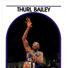 Coleccionismo deportivo: NBA HOOPS 89-90 THURL BAILEY 251. Lote 144121434