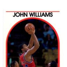 Coleccionismo deportivo: NBA HOOPS 89-90 JOHN WILLIAMS 254. Lote 144122130