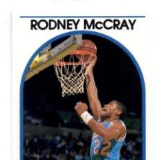 Coleccionismo deportivo: NBA HOOPS 89-90 RODNEY MCCRAY 257. Lote 144122226