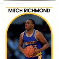 Coleccionismo deportivo: NBA HOOPS 89-90 MITCH RICHMOND 260. Lote 144122470