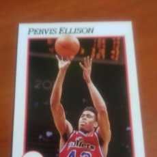 Coleccionismo deportivo: PERVIS ELLISON 214 NBA HOOPS 91-92 WASHINGTON BULLETS. Lote 145295418