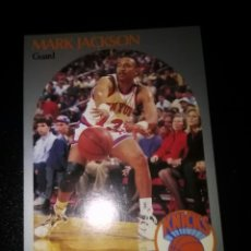 Coleccionismo deportivo: MARK JACKSON 205 NBA HOOPS 90-91 NEW YORK KNICKS. Lote 148465730