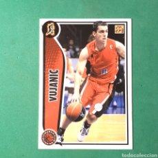 Coleccionismo deportivo: (C-14) CROMO PANINI - ACB 2009-2010 (CLUB BALONCESTO MURCIA) 130 VUJANIC. Lote 147645069