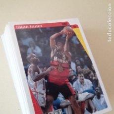 Coleccionismo deportivo: LOTE 35 CROMOS UPPER DECK NBA BASKETBALL COLLECTOR ALBUM 97-98 1998. Lote 148789086