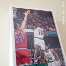 Coleccionismo deportivo: LOTE 48 CROMOS UPPER DECK 95-96 (1995) 1995 1996 NBA SERIES 1. Lote 148789990