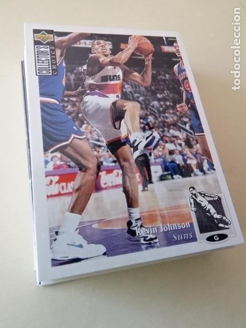 LOTE 28 CROMOS UPPER DECK 94-95 (1994) 1994 1995 94 95 NBA (Coleccionismo Deportivo - Cromos otros Deportes)
