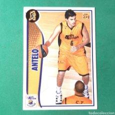 Collezionismo sportivo: (C-16) CROMO PANINI - ACB 2009-2010 (FUENLABRADA) 30 ANTELO. Lote 150513250