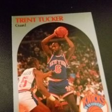Coleccionismo deportivo: TRENT TUCKER 208 NBA HOOPS 90/91 NEW YORK KNICKS. Lote 152061429