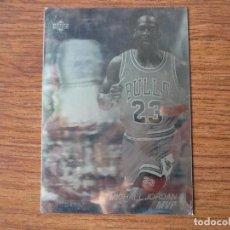 Coleccionismo deportivo: UPPER DECK 1992 NBA HOLOGRAMA MICHAEL JORDAN (CHICAGO BULLS) MVP - CROMO BASKETBALL 92 . Lote 159116362