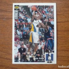 Coleccionismo deportivo: UPPER DECK COLLECTORS CHOICE 1994 NBA Nº 146 DALE DAVIS (INDIANA PACERS) - BASKETBALL 94 95. Lote 179526003
