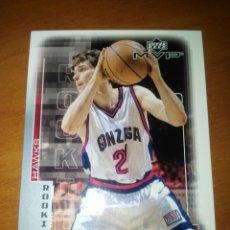 Coleccionismo deportivo - Dan Dickau 205 NBA 2002-03 Upper Deck MVP Atlanta Hawks - 159642601