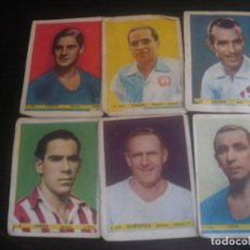 Coleccionismo deportivo: CROMOS DE FÚTBOL. Lote 159751474