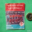 Coleccionismo deportivo: SOBRE SIN ABRIR DE LA SELECCIÓN DE FÚTBOL LIGA ESPAÑOLA 83.. Lote 160443306