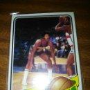 Coleccionismo deportivo: JUNIOR BRIDGEMAN 91 NBA TOPPS 1979-80 MILWAUKEE BUCKS. Lote 160521038