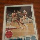 Coleccionismo deportivo: GEORGE GERVIN 73 NBA TOPPS 1977-78 SAN ANTONIO SPURS. Lote 160522358