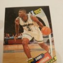 Coleccionismo deportivo: LARRY JOHNSON 11 NBA TOPPS ARCHIVES 1992-93 CHARLOTTE HORNETS. Lote 160523002