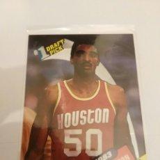 Coleccionismo deportivo: RALPH SAMPSON 3 NBA TOPPS ARCHIVES 1992-93 HOUSTON ROCKETS. Lote 160523460