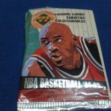 Coleccionismo deportivo: SOBRE 10 CROMO UPPER DECK NBA BASKETBALL´94-95: O´NEAL, MAHMOUD ABDUL, OLAJUWON, DAN MAJERLE, MARK. Lote 179135416