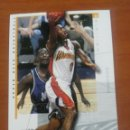 Coleccionismo deportivo: GILBERT ARENAS 27 NBA UPPER DECK 2002-03 HONOR ROLL GOLDEN STATE WARRIORS. Lote 160638634