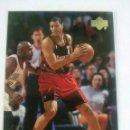Coleccionismo deportivo: ROSHOWN MCLEOD 1 NBA UPPER DECK 1999-00 ATLANTA HAWKS. Lote 160640042