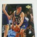 Coleccionismo deportivo: STEVE NASH 29 NBA UPPER DECK 1999-00 DALLAS MAVERICKS. Lote 160640242