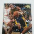 Coleccionismo deportivo: REGGIE MILLER 48 NBA UPPER DECK 1999-00 INDIANA PACERS. Lote 160640330